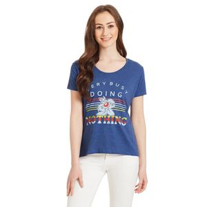 T-SHIRT Looney Tunes Women's printed t-shirt X2STN Taille-