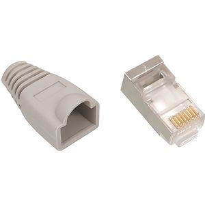 Connecteur rj45 sans outil achat vente pas cher for Fiche rj45 sans pince