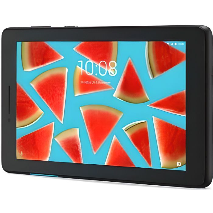 Tablette Tactile LENOVO 7'' HD - 1GB - 16GB - Android 8.0 Oreo - Noir