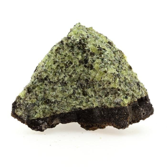 Pierre -Péridotite. 546.8 ct. Mont Briançon, Haute-Loire, France