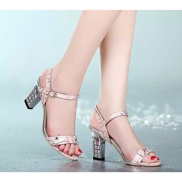 Des chaussures à talons hauts Sandale Les Chaussures pour Femmes À bout ouvert chaussures à talons hauts sandales … nsfwro