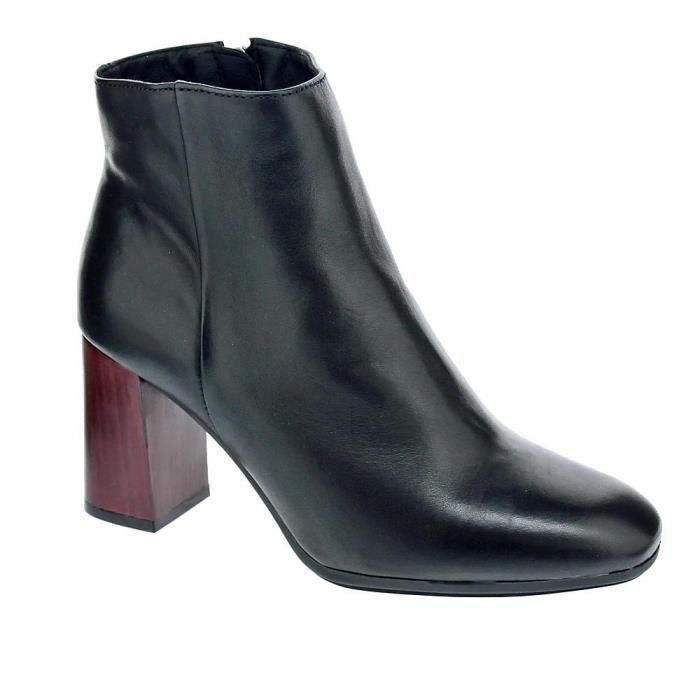 Chaussures femme bottillons modèle Alpe 3174200524649_77518