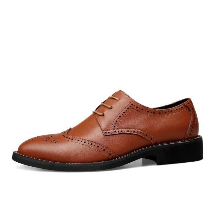 Robe Tuxedo Chaussures Mode Oxford LW1YI Taille-46 MWMeNsfM