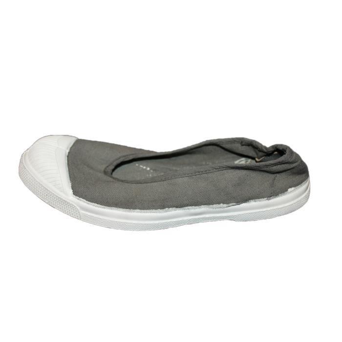 ballerine bensimon vert kaki