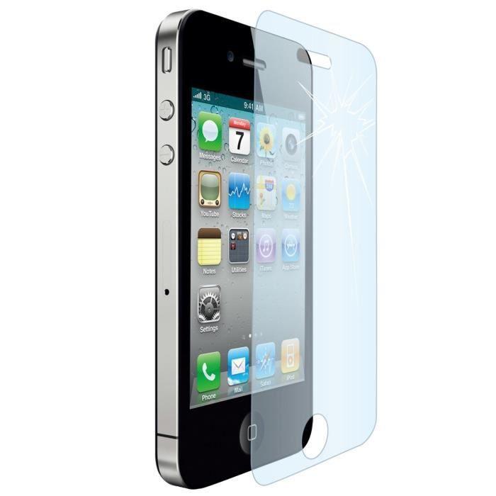 Muvit Verre Trempe Iphone