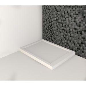 receveur de douche 120x90 achat vente receveur de. Black Bedroom Furniture Sets. Home Design Ideas