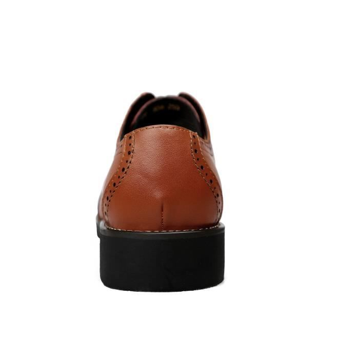 Robe Tuxedo Chaussures Mode Oxford LW1YI Taille-46 58VuW0d4Cp