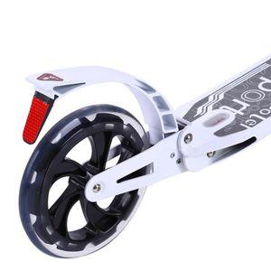trottinette grande roue adulte achat vente pas cher cdiscount. Black Bedroom Furniture Sets. Home Design Ideas