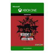 EXTENSION - CODE Season Pass Resident Evil 7 Biohazard pour Xbox On