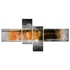 TABLEAU - TOILE Tableau Décoration Abstraite Nudité - 130x65 cm