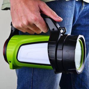 LAMPE DE POCHE Lampe-torche rechargeable de lampe-torche de LED 1
