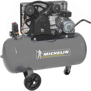 COMPRESSEUR Compresseur Michelin 100 Litres 3 CV 10 bars
