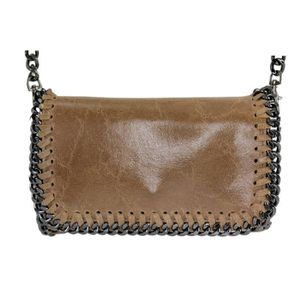 13e1989525553 SAC À MAIN Petit sac cuir femme Pepita Italie - Couleur Taupe