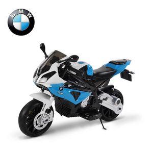 MOTO - SCOOTER HOMCOM Moto éléctrique pour enfants BMW S1000 RR -