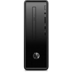 UNITÉ CENTRALE + ÉCRAN HP Slimline 290-p0005nf, 3,7 GHz, Intel® Pentium®,