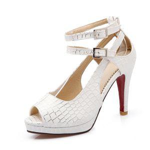 SANDALE - NU-PIEDS Sandales Femme d'été Chaussures à talon haut