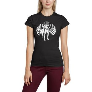 27312df4 DC COMICS Gotham fille Slim Fit manches courtes T-shirt 1NPYJ0 Taille-38