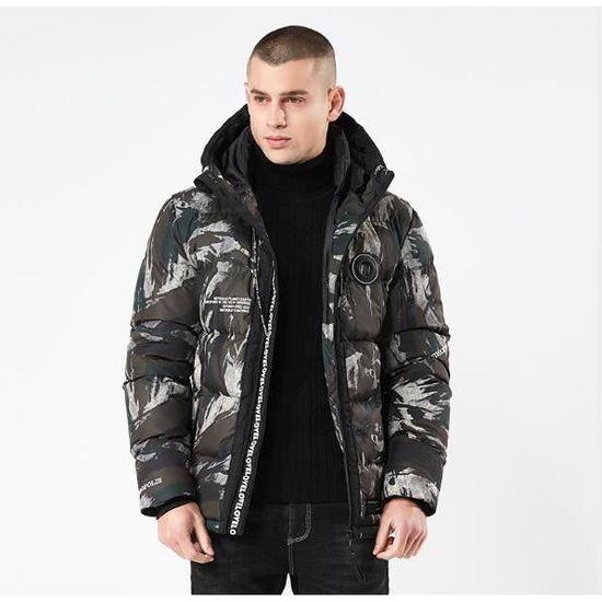 Automne En Chaude Vert Avec Outaking Camouflage Hot Pour Manteau Capuche Sales Coton Blouson Homme Et Veste Hiver 7wBqTAtw