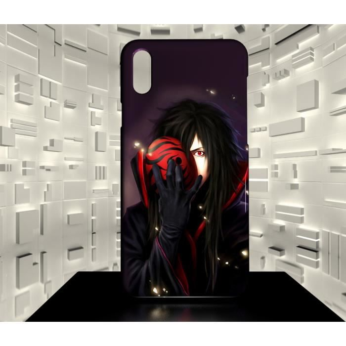 iphone xr coque naruto