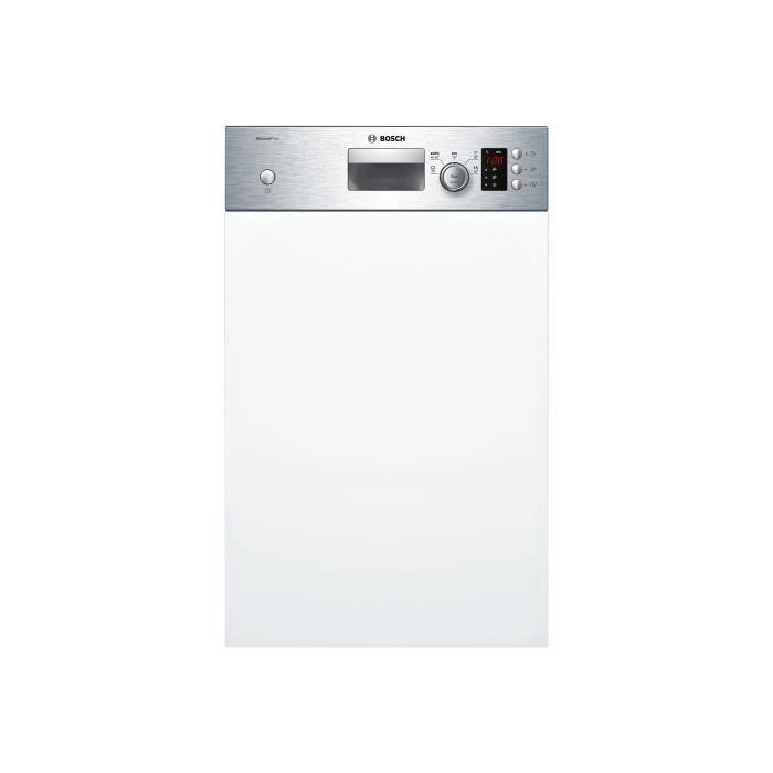 LAVE-VAISSELLE BOSCH SPI25CS03E - Lave vaisselle encastrable - 9