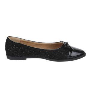 Chaussures femmes Ballerine LUMIERE chausson S8abUuhf