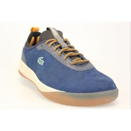 Lacoste LT Spirit 2.0 417 / Bleu Bleu - Achat / 417 Vente basket aebc0e