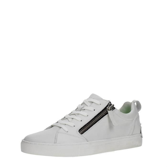 Crime Sneakers Homme WHITE, 43