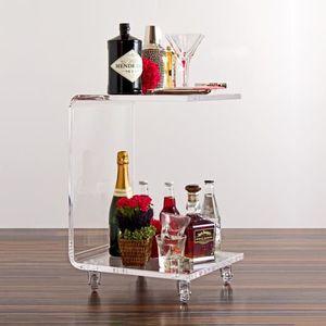 TABLE BASSE Table de nuit moderne table basse avec roulettes