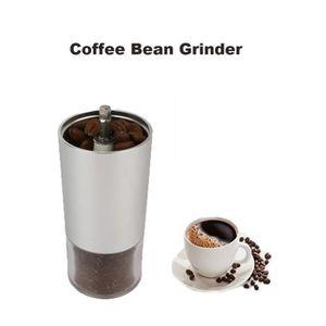 LOT USTENSILES Manuel en acier inoxydable moulin à café broyeur b