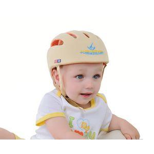 CASQUE ENFANT Bonnet de Protection bébé anti , collision casque