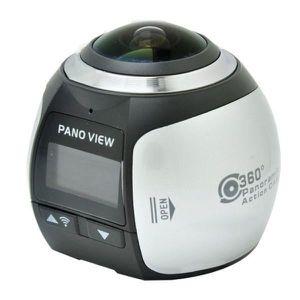 CAMÉRA SPORT Camera sportive panoramique 360° Wifi - Appareil P