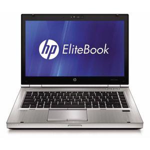 ORDINATEUR PORTABLE HP EliteBook 8460P 4Go 250Go