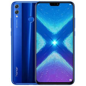SMARTPHONE HONOR 8X 4+128Go débloqué 4G Ecran 6,5