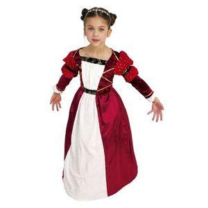 DÉGUISEMENT - PANOPLIE CESAR - B513 - Robe princesse Medievale - 8 / 10 a