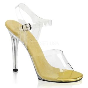Femme Gala Achat 08 Fabulicious Vente Chaussures Transparent 38 Ybgv6f7y