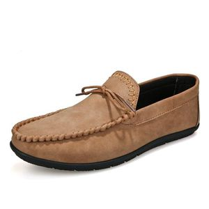 MOCASSIN Moccasins homme loafer homme Chaussures conduite h