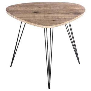 TABLE D'APPOINT Paris Prix - Table d'Appoint Industriel