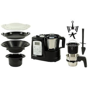 MULTICUISEUR THERMOGOURMET -Robot multifonction 1500W