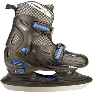 PATIN À GLACE Nijdam patins de hockey sur glace taille 34-37 302