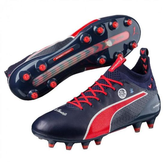 best service 1809c 43eed Chaussures Puma EvoTouch Pro Derby Fever - Prix pas cher - Cdiscount