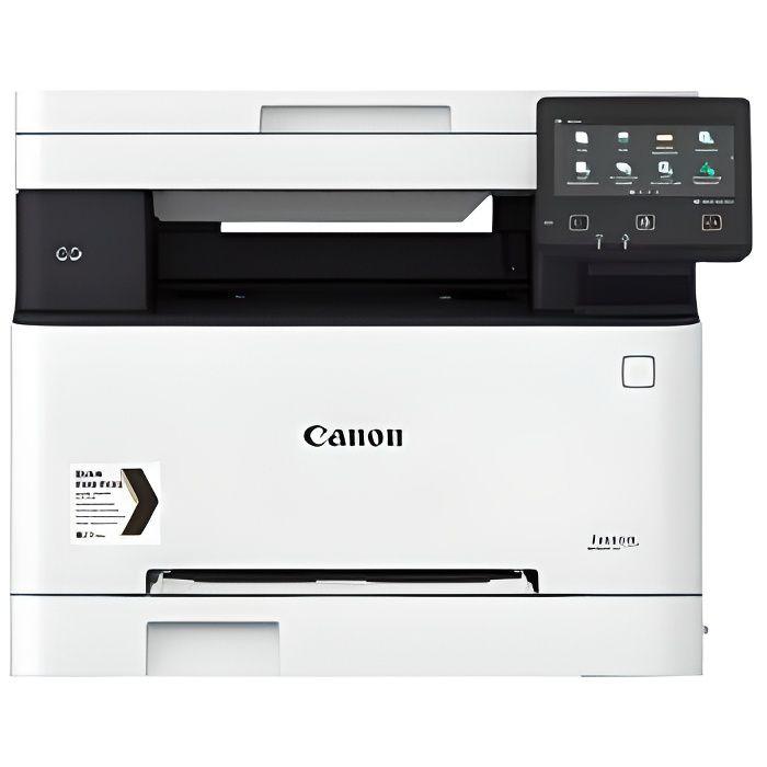 CANON Imprimante laser multifonction i-SENSYS MF640 MF641Cw - Couleur - Copieur/Imprimante/Scanner ppm