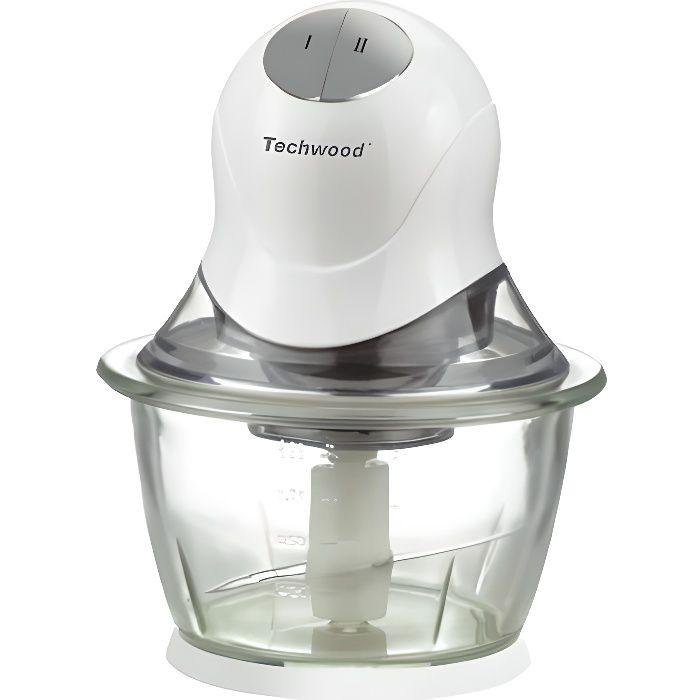 TECHWOOD THA-082 Hachoir multifonction - Blanc