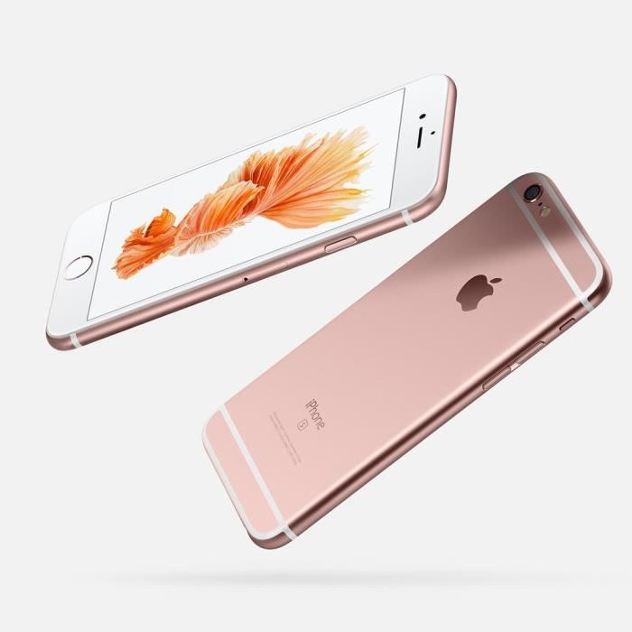 SMARTPHONE RECOND. APPLE iPhone 6s 64 Go Rose Smartphone reconditionn