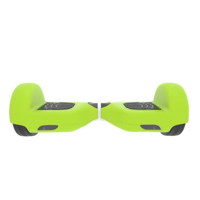 buyiesky®Couverture de caisse de silicone pour 6,5 pouces 2 roues Smart équilibrage Scooter Hoverboard GN    NGH70517105GN