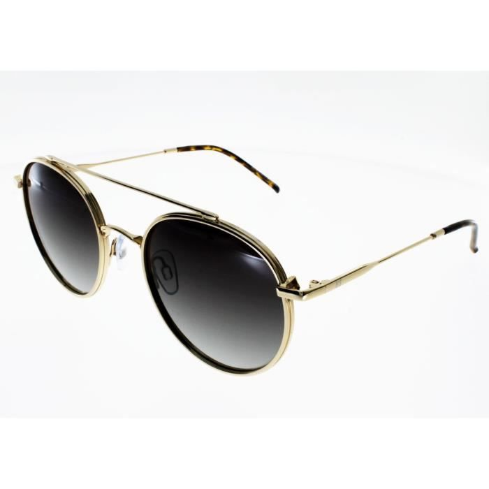 2ca4db430a3dc6 HIS lunettes de soleil mixte HPS84108 2 Polarisée, dorée mixte, catégorie  3, polarisée