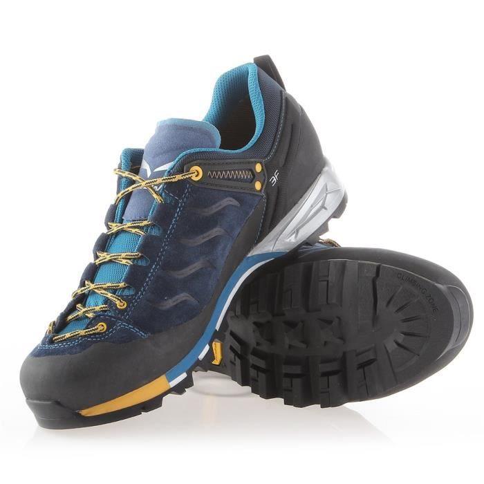 Chaussures Homme Mtn Trainer Gtx Salewa Bleu