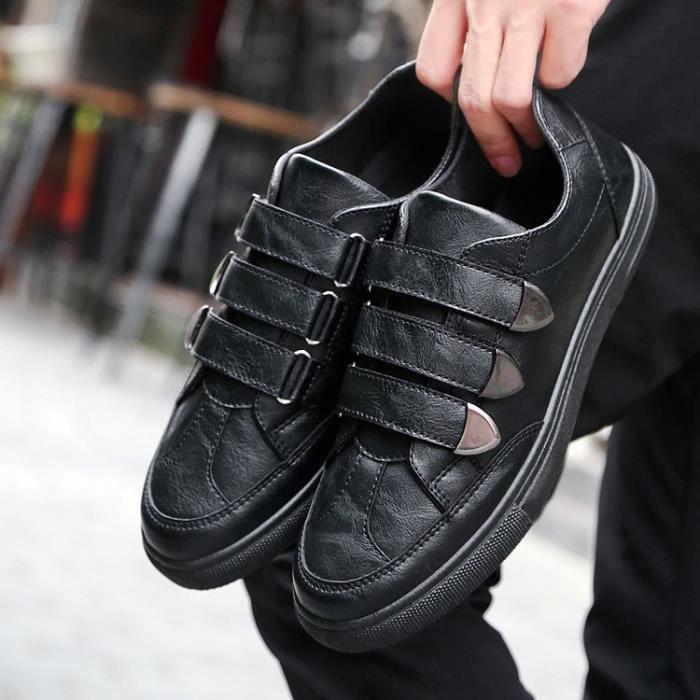 Basket Chaussures de sport décontractées pour hommes chaussures plates