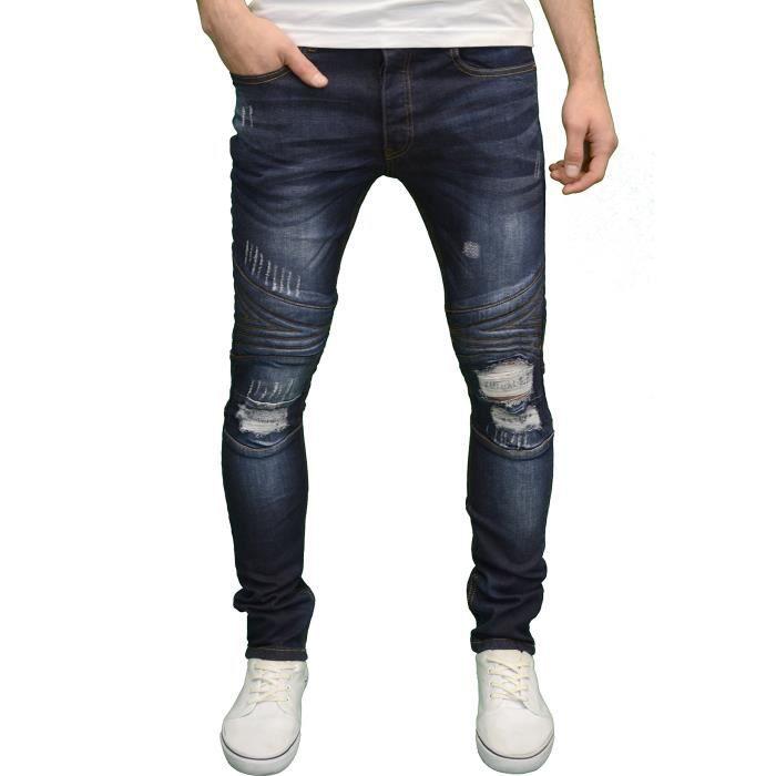 Acheter Homme 50 Dechiré Jeans Taille wvmn0yN8O