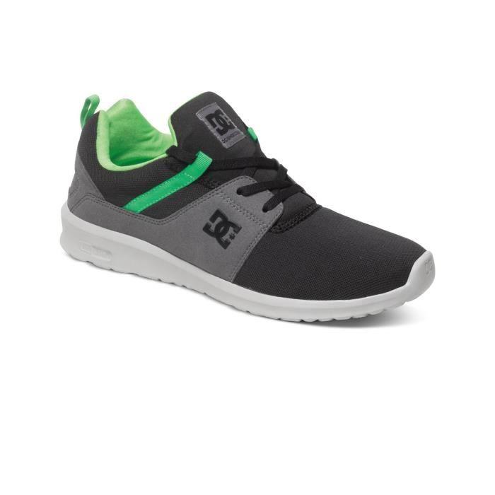 Green Heathrow DC Mesh Black e16 Chaussures g1Rwpqxw
