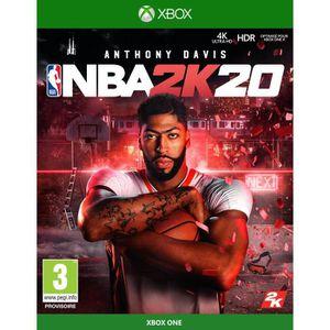 JEU XBOX ONE NOUVEAUTÉ NBA 2K20 Édition Standard Jeu Xbox One